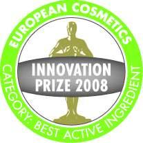 eauropean cosmetics innovation prize 2008